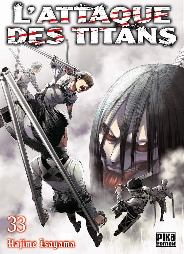 L'attaque des titans vol.33