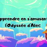 Apprendre en jouant : l'Odyssée d'Alec, le petit fennec