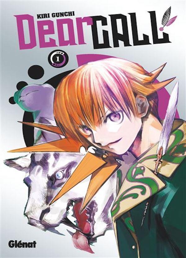 Dear-Call-manga
