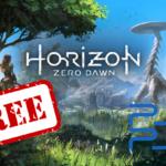Obtenir Horizon Zero Dawn gratuitement ? Oui c'est possible ! (PS4 et 5)