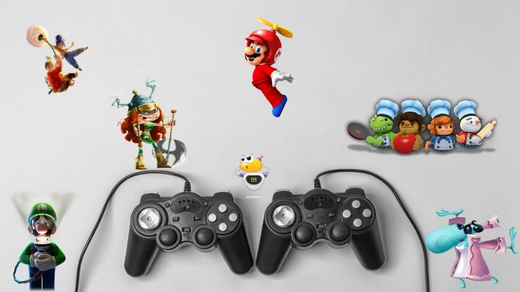 Notre sélection des meilleurs jeux vidéo à faire à deux
