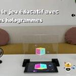 Le jeu éducatif en hologrammes Kidaia ouvre une cagnotte sur KissKiss BankBank