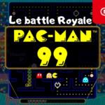 Un battle royale Pacman ? Le jeu rétro Pacman 99