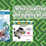 Découvre les mythes de la Grèce avec les podcasts Les Petits Mythos