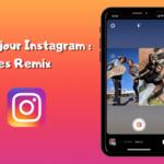 Instagram lance les Remix pour faire des duos comme sur Tiktok