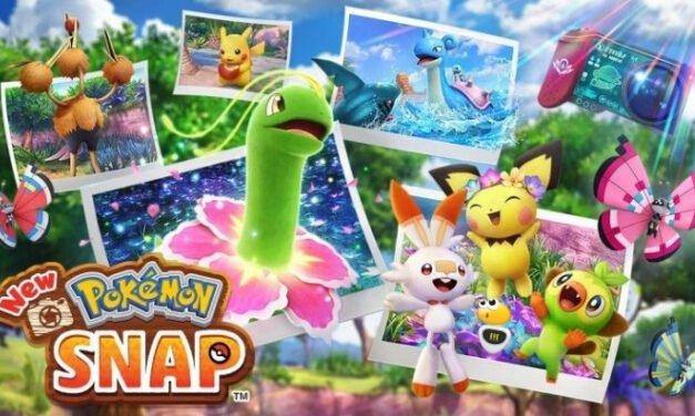 New Pokémon Snap débarque sur Nintendo Switch !