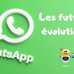 Les futures évolutions possibles pour l'application WhatsApp