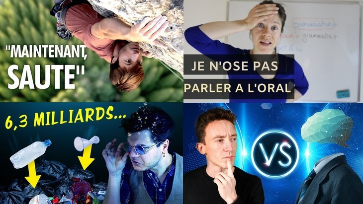 Apprendre avec YouTube #206 : Dirty Biology, Bien écrire, String Theory, Poisson Fécond, Léa-English…