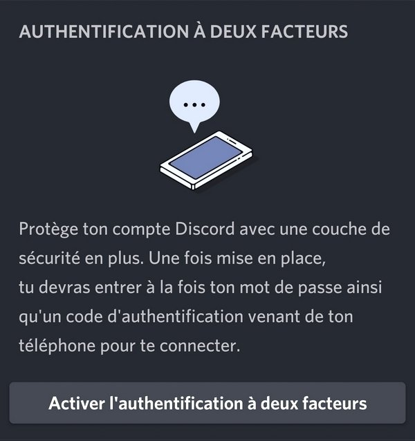 discord authentification