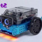 mBot2, le nouveau robot programmable de Makeblock (et tu peux en gagner un!)