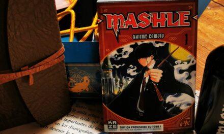 Mashle : le manga plein de muscles et de magie