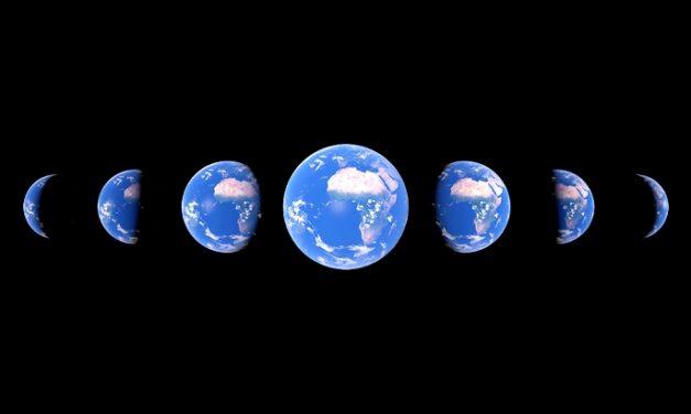 Google Earth remonte le temps et nous montre l'impact de l'homme sur la nature