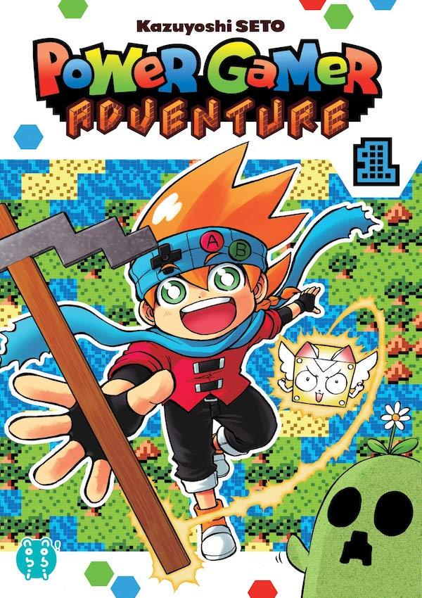 Power Gamer Adventure Vol.1