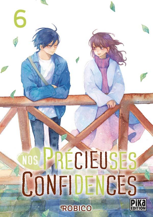 Nos précieuses confidences Vol.6