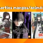 Les sorties mangas/animés : Black Clover, Kuma Bear, Assassin's Creed… #10