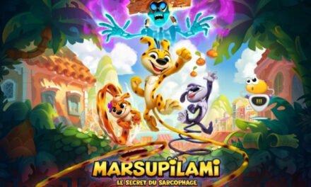 Marsupilami: Le Secret du Sarcophage, le nouveau jeu disponible cet hiver !