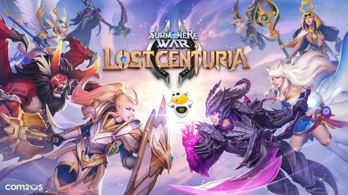 Le nouveau jeu smartphone de Come2us : Summoners War, Lost Centuria