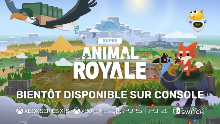 Super Animal Royale : le nouveau Fortinite ?