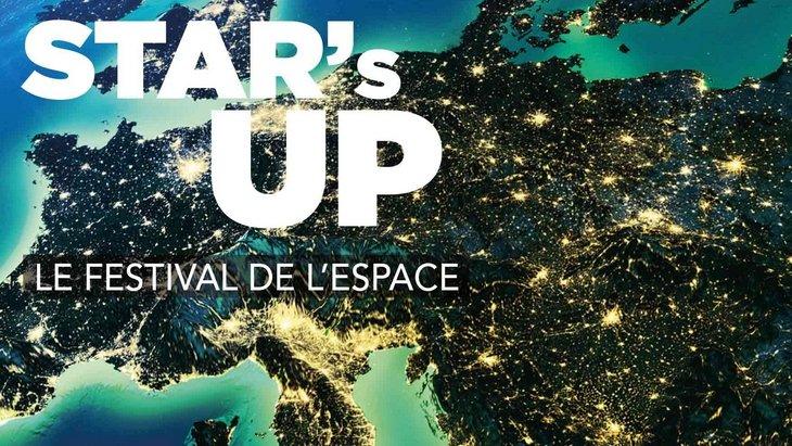 STAR'S UP, le Festival de l'espace (24-26 juin 2021) à Meudon