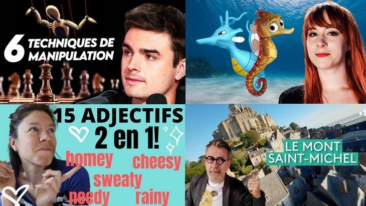 Apprendre avec YouTube #209 : Hugo Décrypte, Le Monde De Jamy, Scienticfiz, Nota Bene…
