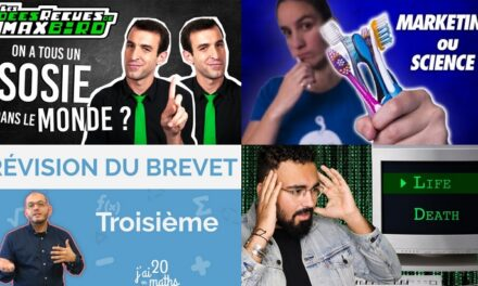 Apprendre avec YouTube #210 : Lumni, String Theory, J'ai 20 en maths, Max Bird, Scilabus…
