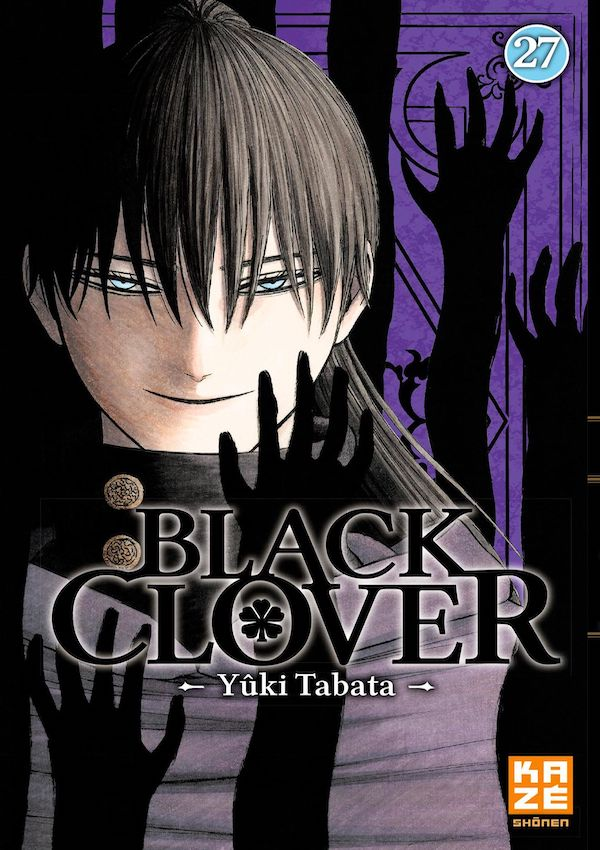 Black Clover Vol.27