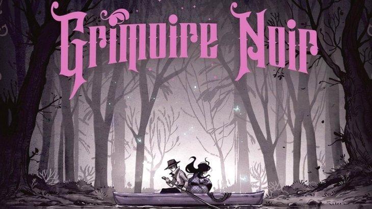 """Coup de cœur comics : """"Grimoire noir"""", un magnifique polar gothique avec des sorcières"""