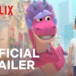 Un nouveau film d'animation Netflix ? Découvre Le Dragon Génie !