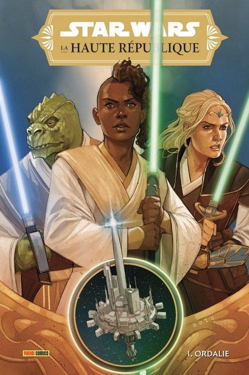 Star Wars la haute république - Panini Comics