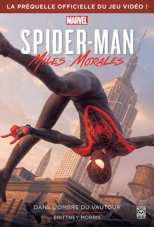 Dans l'ombre du vautour Spider-Man