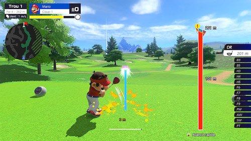 Golf Standar
