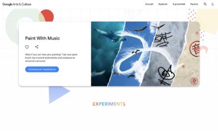 Libère ta créativité musicale avec Google Arts & Culture