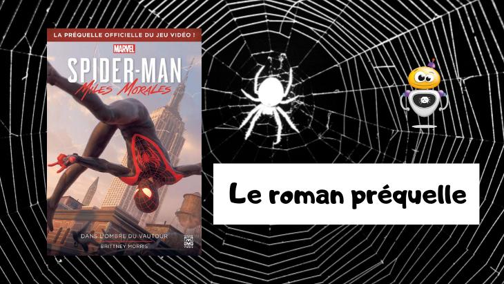 Spider-Man : Dans l'ombre du Vautour Miles Morales, la préquelle officielle du jeu vidéo !