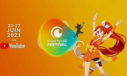 Crunchyroll Festival  : l'événement en ligne dédié à l'anime et au manga (23-27 juin)