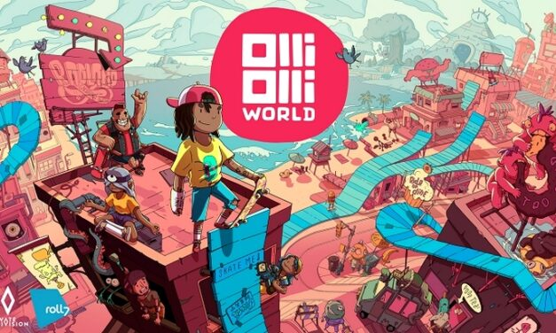 Le jeu de skate-board OlliOlli World se dévoile dans une nouvelle vidéo
