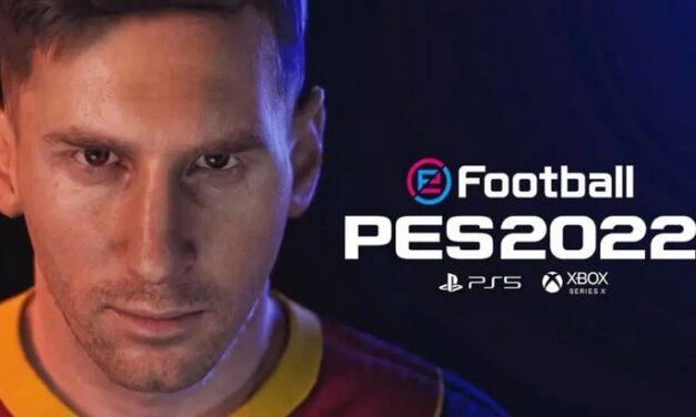 PES 2022 : une version démo bêta ouverte sur PlayStation et Xbox