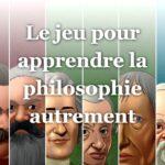 Philodéfi, une application ludique pour réviser la philosophie