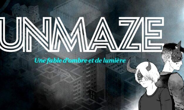 """Le jeu vidéo narratif """"Unmaze"""" revisite le mythe du Minotaure"""