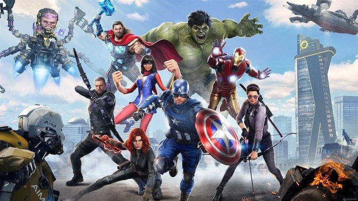 Obtenir gratuitement Marvel's Avengers ? C'est possible du 29 juillet au 1er août !