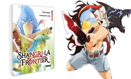 Shangri-La Frontier : un premier tome incroyable !