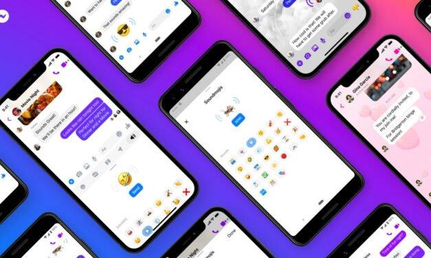 Les nouveaux emojis Messenger : les Soundmojis !