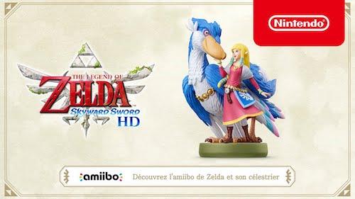 The Legend of Zelda: Skyward Sword HD - Amiibo