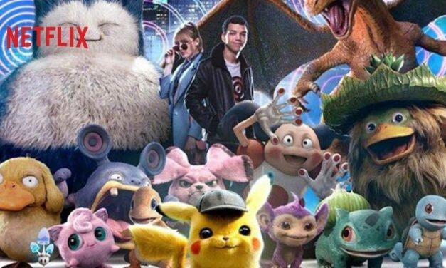 Une série Pokémon en live-action sur Netflix ? C'est pour bientôt !
