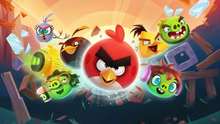 Angry Birds Reloaded débarque sur Apple Arcade, toujours très en colère
