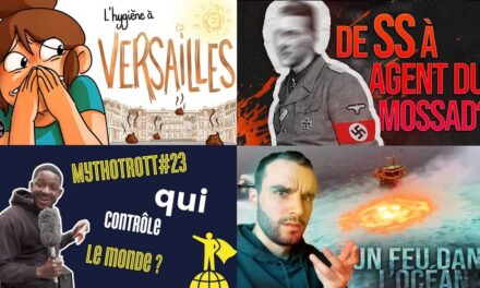 Apprendre avec YouTube #217 : Tania Louis, Linguisticae, Mytho, Dr Nozman…
