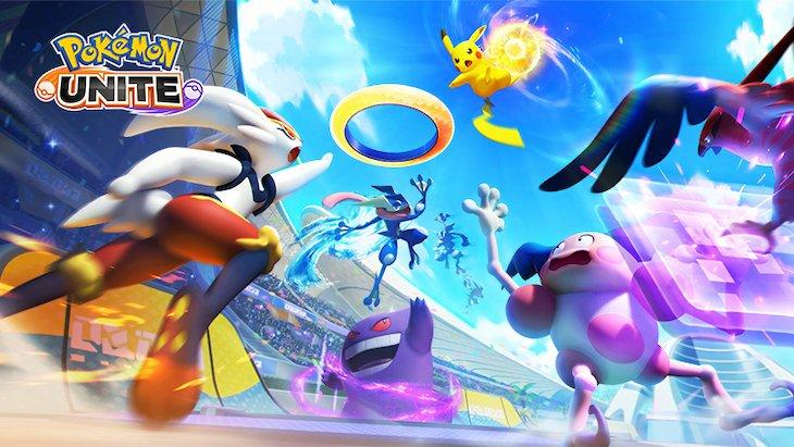 Pokémon Unite, un jeu gratuit bientôt disponible sur Nintendo Switch et mobile