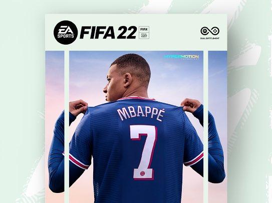 FIFA 22 jaquette
