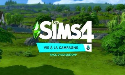 La nouvelle extension des Sims 4 : Vie à la campagne !