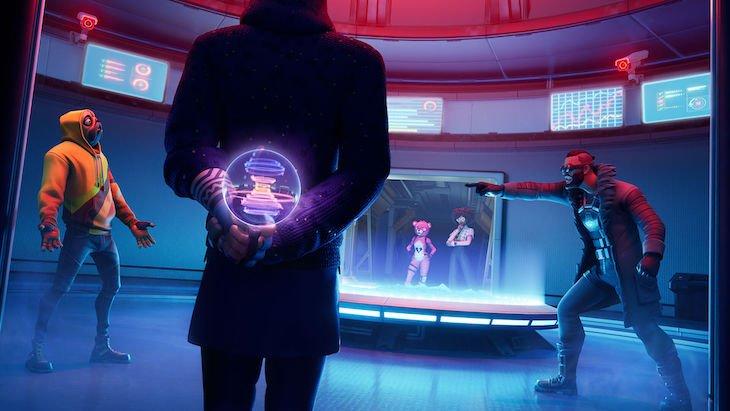 Fortnite Imposteurs : un mode de jeu comme AmongUs ?