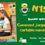 Le magazine Geek Junior spécial rentrée scolaire est disponible !